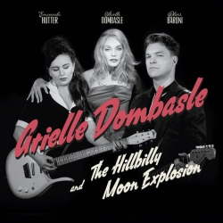 Arielle Dombasle & The Hillbilly Moon Explosion - French Kiss : masterisé par Chab