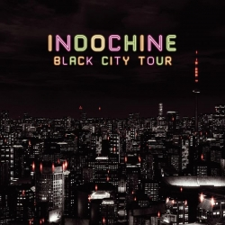 Indochine - Black City Tour : masterisé par Chab