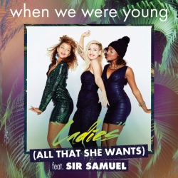 When We Were Young - Ladies ( All That She Wants ) : masterisé par Chab