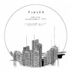 Yuksek - Everywhere In Town : masterisé par Chab